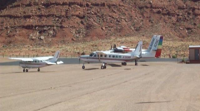 Aviation Dust Control