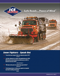 Ice Slicer Brochure