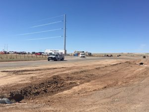 durablend wind farm dust control