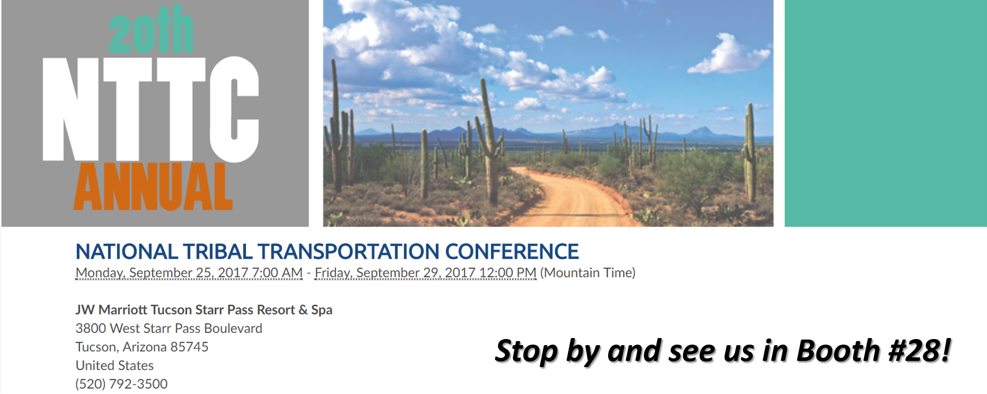20th Annual TTAP Conference
