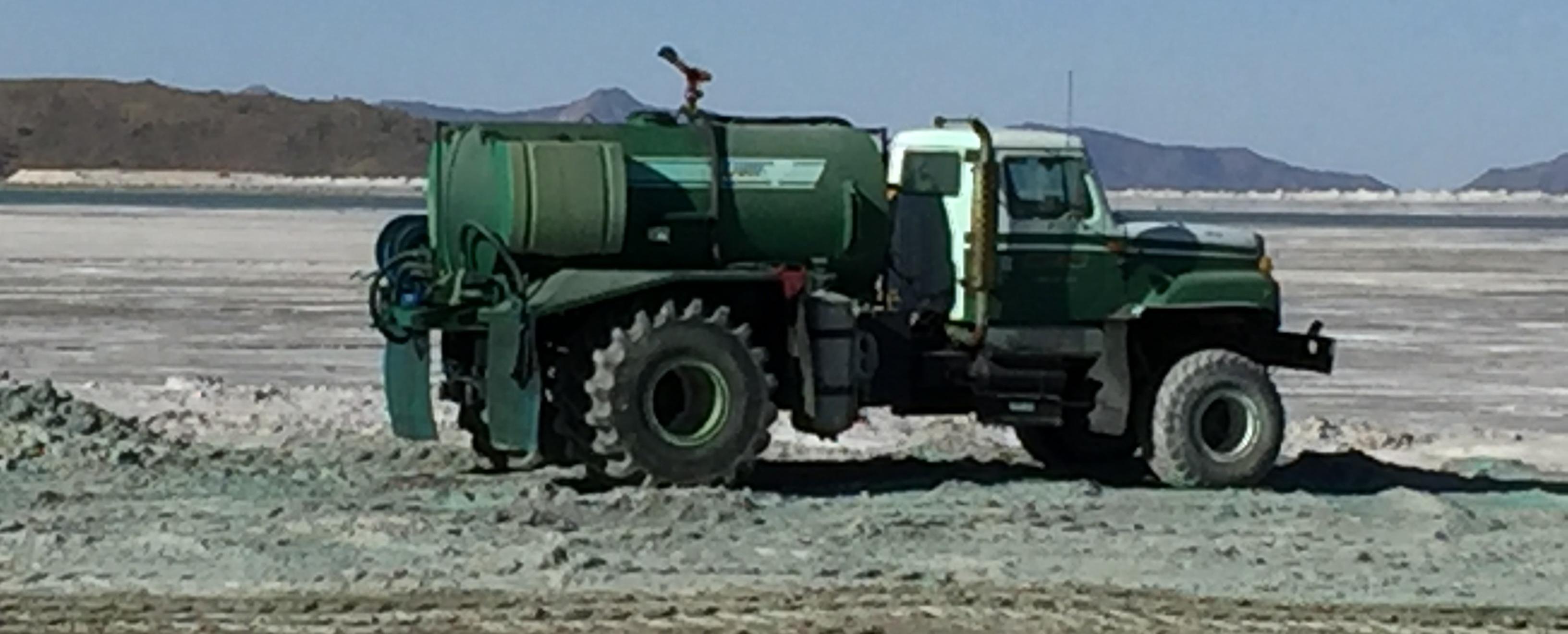 mine tailings soil stabilization equipment