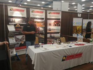 2018 Elko Mining Expo booth 1
