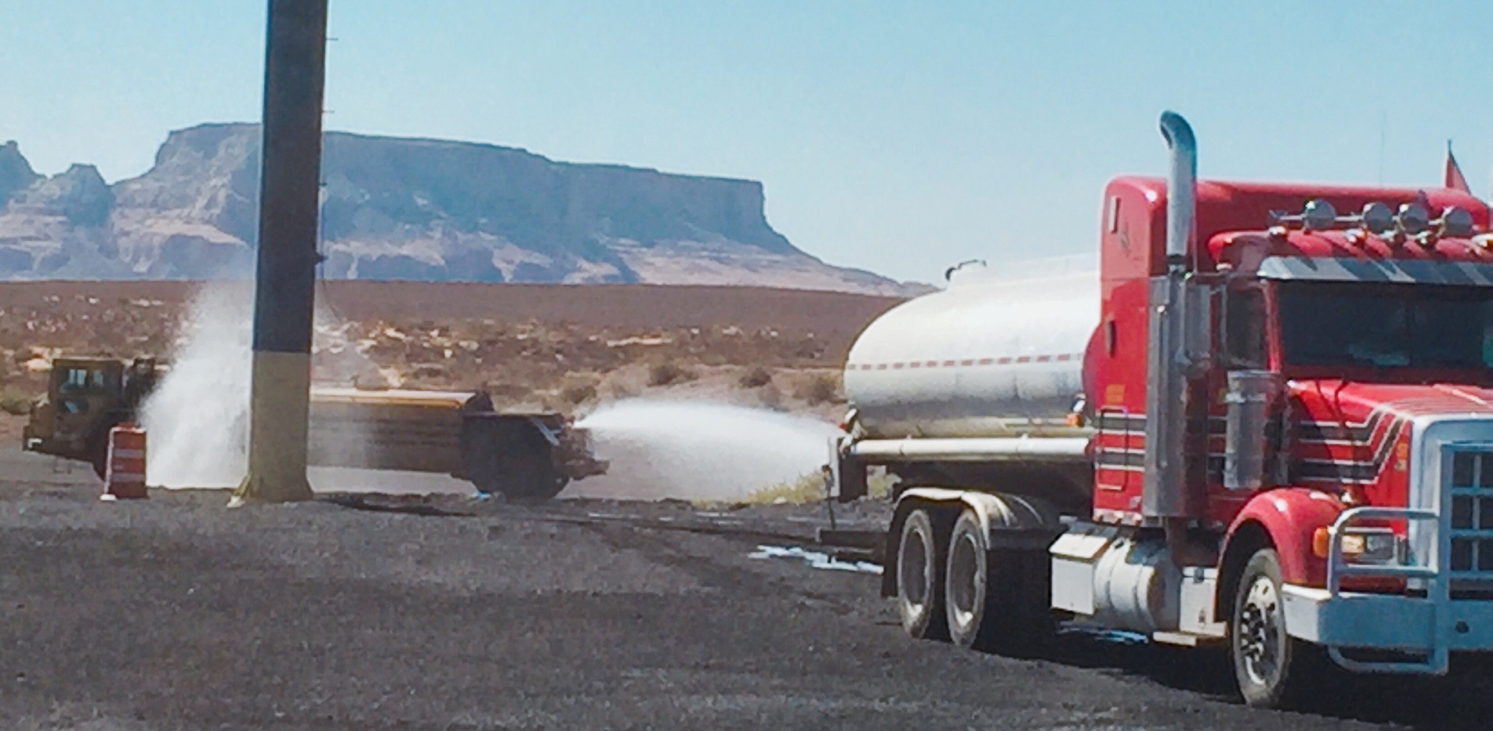 Arizona Utility Dust Control