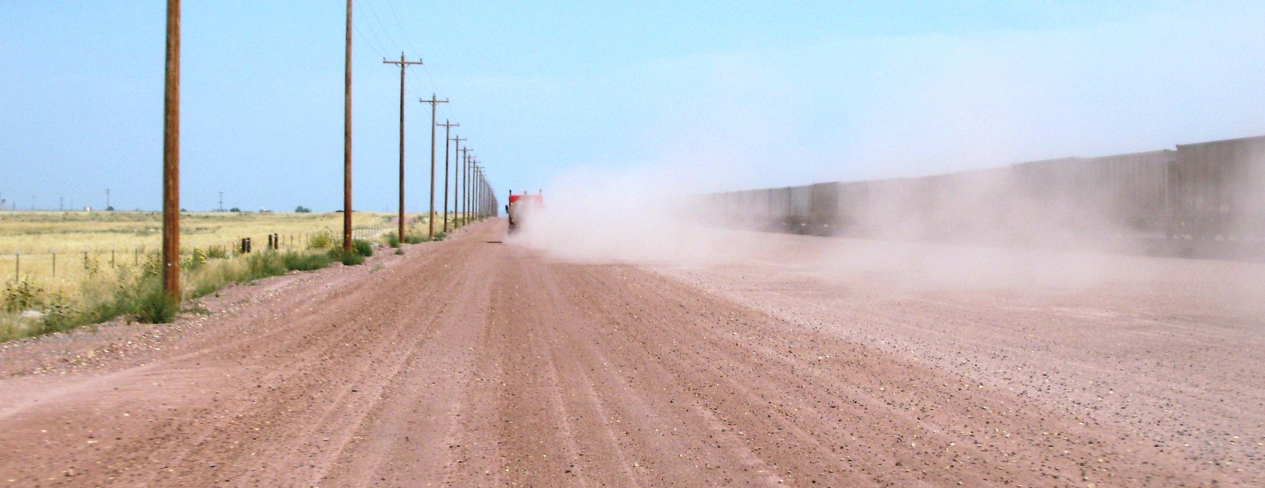 dirt-road-dust-control 5 Dirt Road Dust Control Challenges